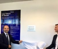 A first in Brittany. Airbus Cybersecurity settles in Rennes