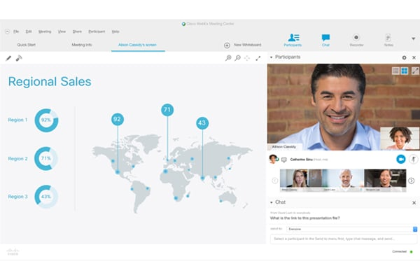 Cisco Fixes Easedrop Flaws in Webex that Let Hackers Listen to Web Conferences