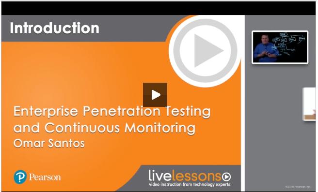 Enterprise Penetration Testing